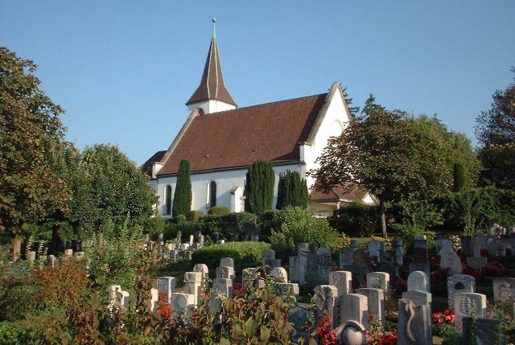 Abgesagt ökumenische Friedhofsbegehung