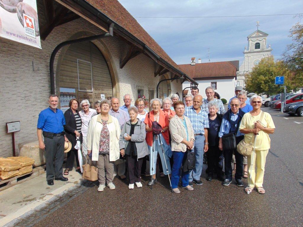 Kirchgemeindeausflug