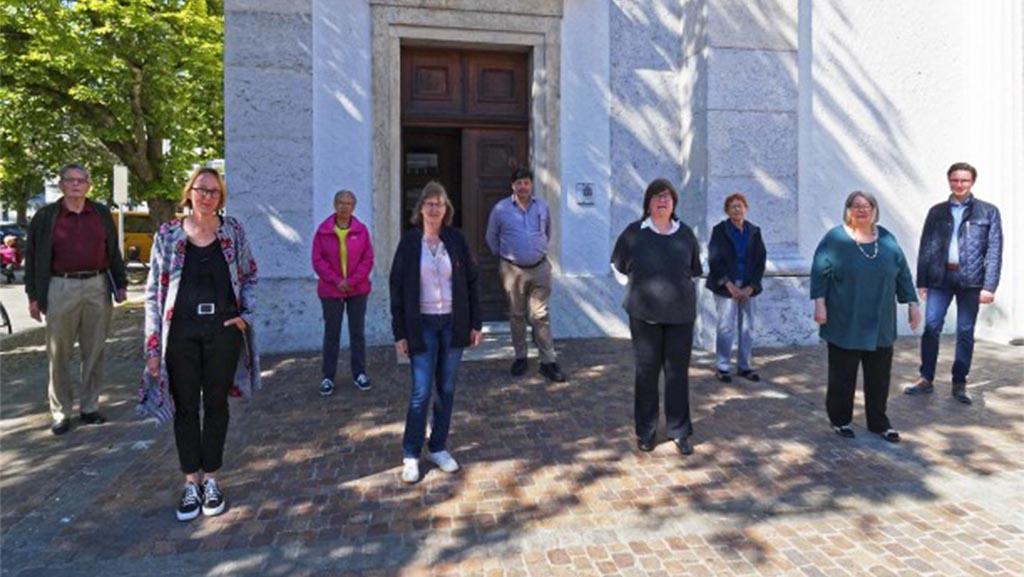 Kirchgemeindepräsidentin und Kirchgemeinderat in stiller Wahl gewählt