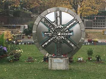 Aufhebung von Grabfeldern – Ökumenische Feier auf dem Allschwiler Friedhof