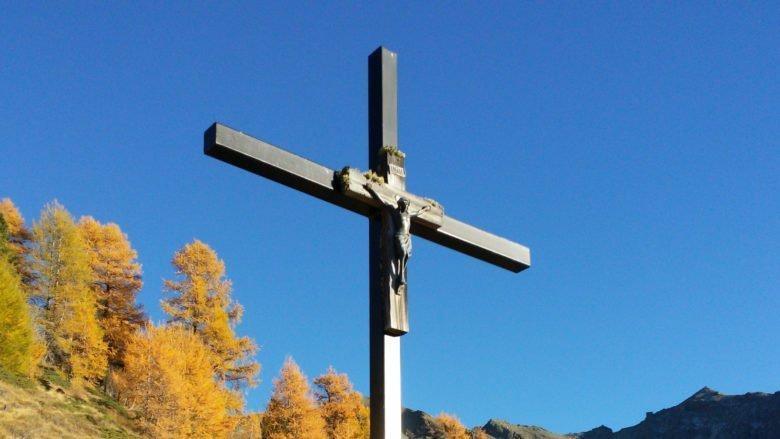 Croix avec Jésus