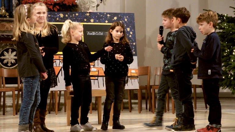Theatersport im Gottesdienst