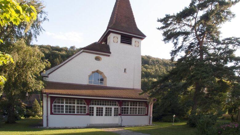 Bild von der Kreuzkirche Trimbach