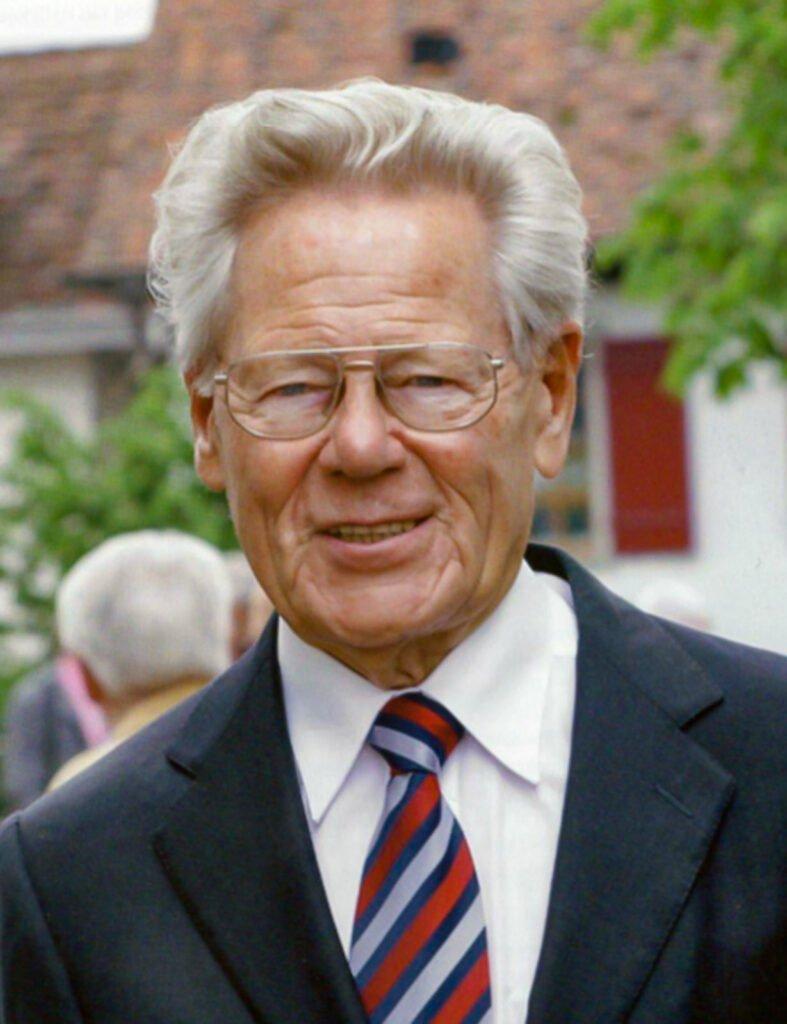 Hans Küng, ein noch immer lebendiger Theologe