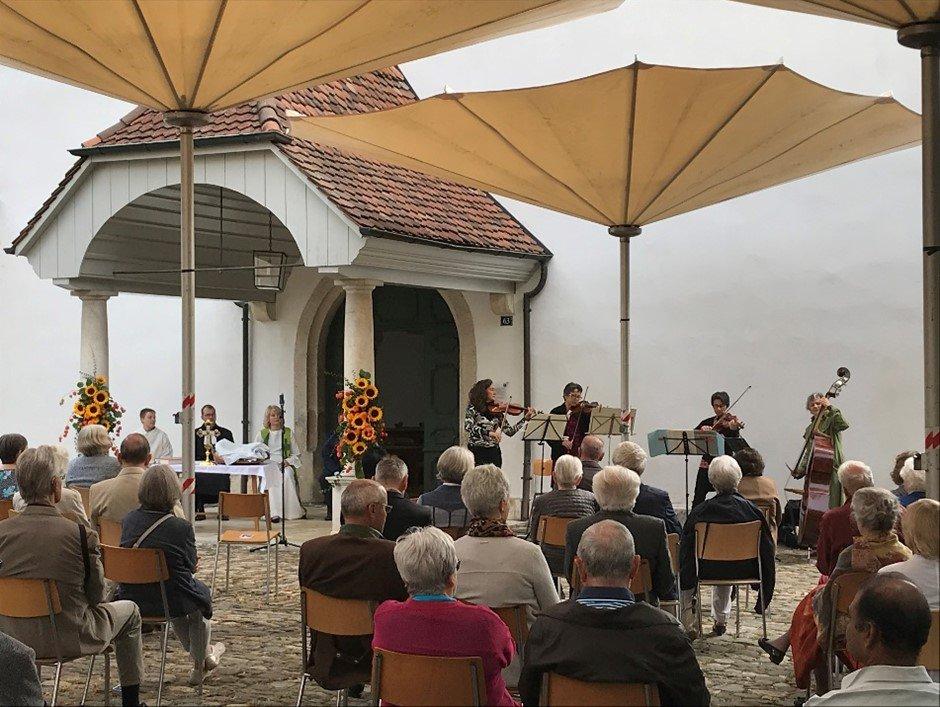 Gemeindeleben Laufen - Bettag 15.09.2020