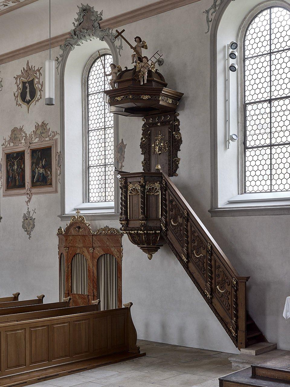 Stadtkirche St. Katharina, Laufen