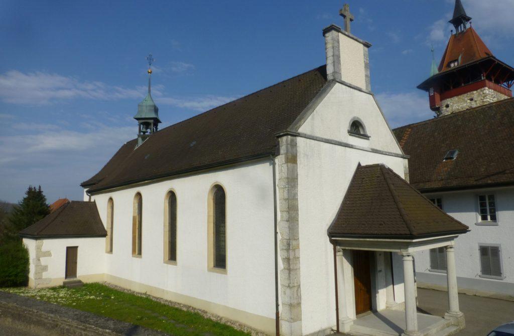Kirche St. Anton, Niedergösgen