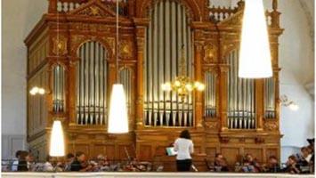 Orgel der Stadkirche in neuem Glanz
