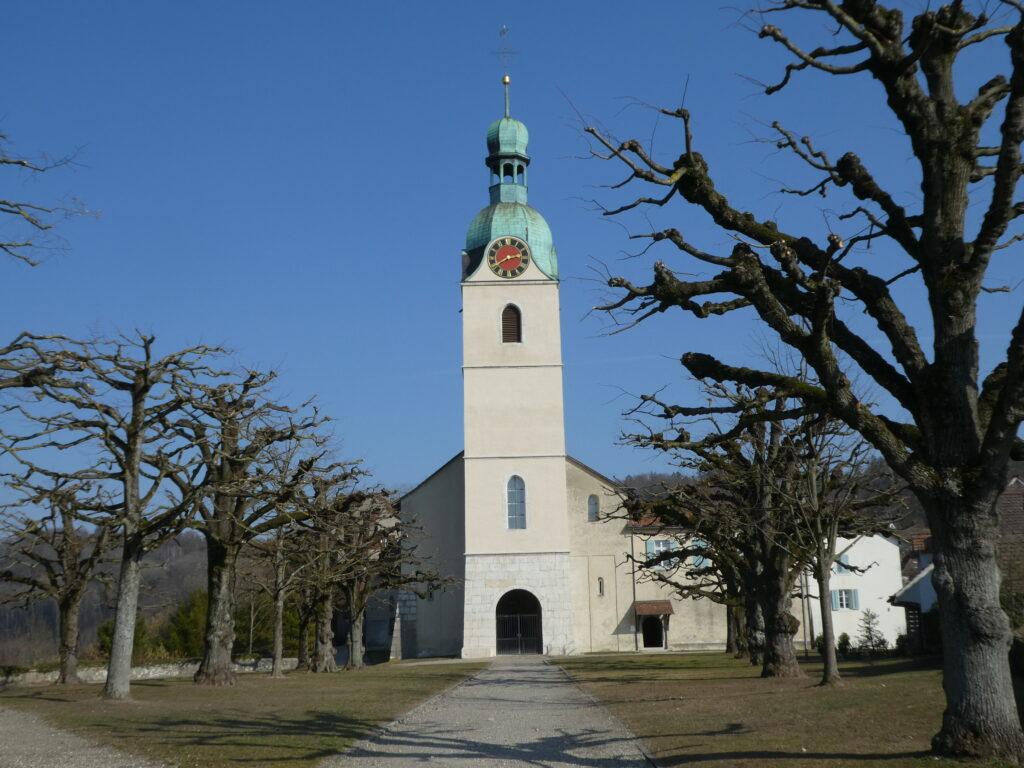 Kirchenführungen in der Stiftskirche St.Leodegar