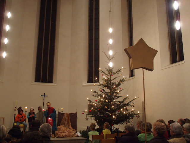 Familienweihnacht in der Stadtkirche Aarau