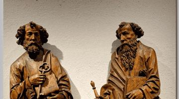 Zwei ungleiche Apostel