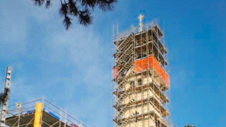 Renovation der EpiphanieKirche in Biel