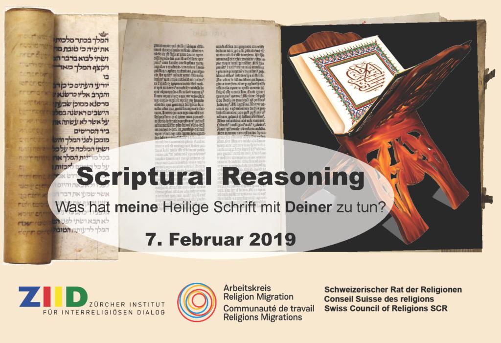 Scriptural Reasoning – Was hat meine Heilige Schrift mit Deiner zu tun?