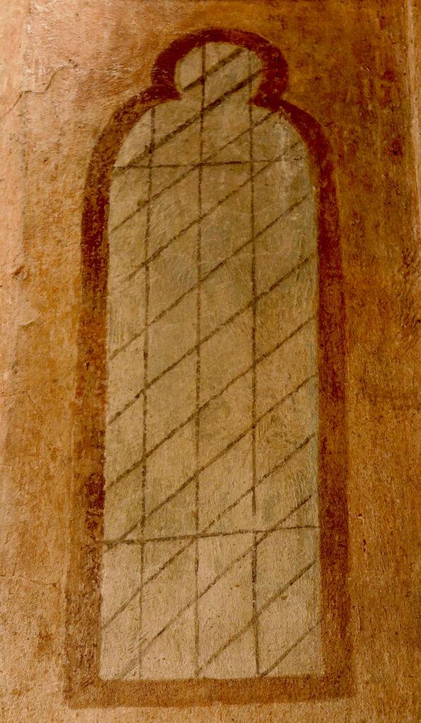 Fenster des Betens