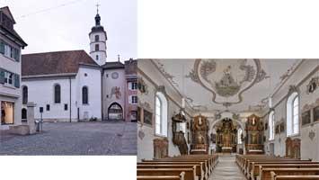 """Schlussabrechnung """"Innen- und Aussensanierung der St.Katharinenkirche Laufen"""""""
