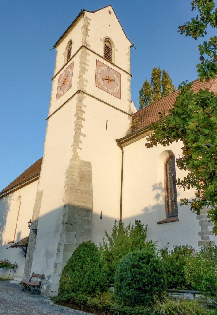 2021 – Renovation Alte Dorfkirche St. Peter und Paul, Allschwil BL