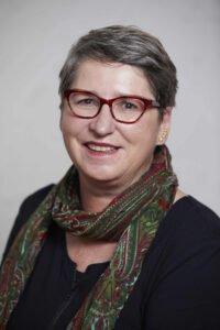 Ursula Stämmer-Horst, bis 2020 Präsidentin des Synodalrates der Evangelisch-reformierten LAndeskirche des Kantons Luzern