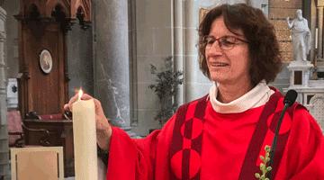 Eine Priesterin aus Berufung