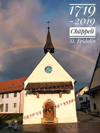 Jubiläumsgottesdienst 300 Jahre Chäppeli Möhlin-Ryburg