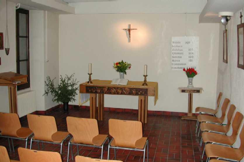Eglise de Chêne