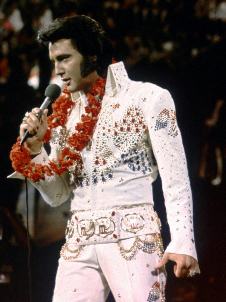 Römische Kaiserin statt King of Rock 'n' Roll