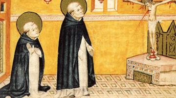 Beten mit Leib und Seele: Knien und Stehen