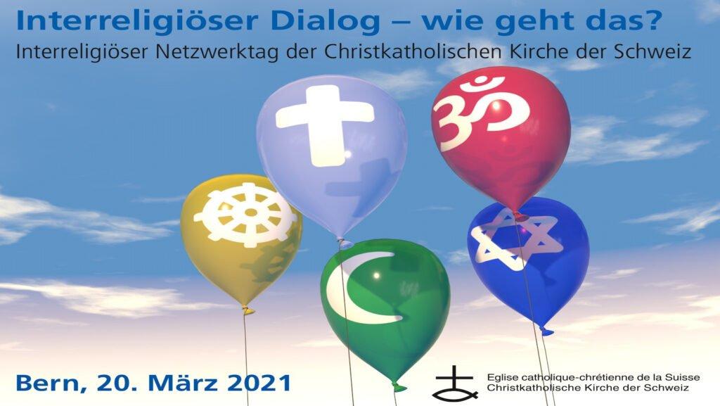 interreligiöser Dialog – wie geht das?