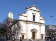 Männerverein Besuch Stadtkirche Olten