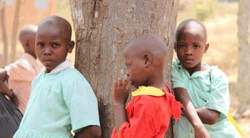 Aiuto per i dimenticati in Congo