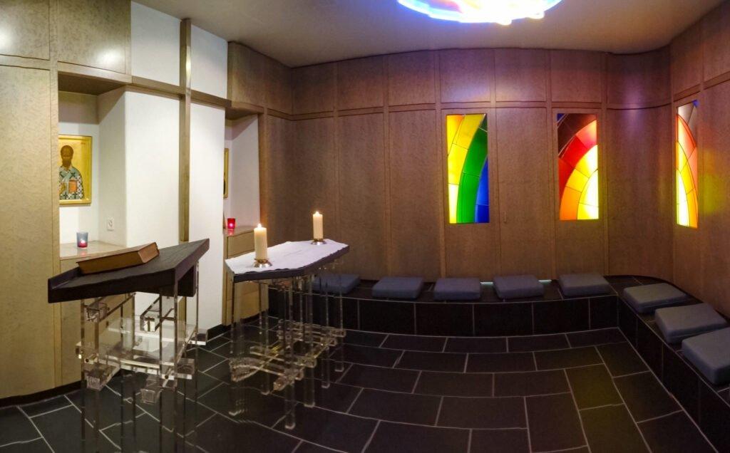 Kapelle im Studentenheim Bern