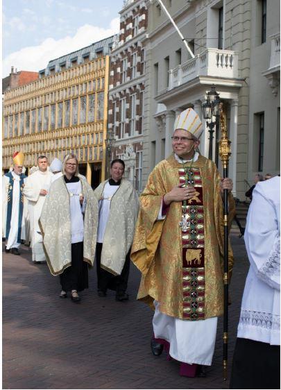 Mons. Bernd Wallet consacrato vescovo